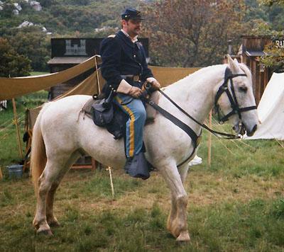 Capitaine du 7ème de cavalerie