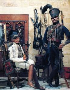 Le mus e de l 39 emp ri armae - Reconstitution historique salon de provence ...
