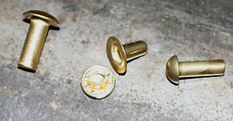 Types de rivets