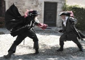 Histoire de duels
