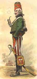 Hussard 1791