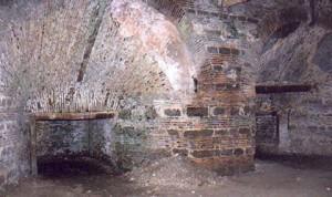 Hauts fourneaux de Dampierre sur Blevy
