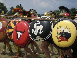 Phalange Etrusque de Pax Augusta