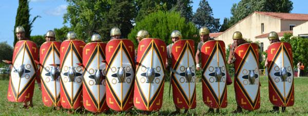 Légionnaires césariens
