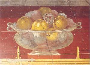 Décoration murale d'Oplontis
