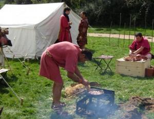 Utilisation de la table de cuisson