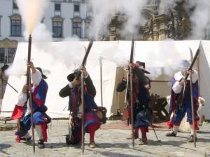 Mousquetaires du Roi. Photo by Michal Maňas