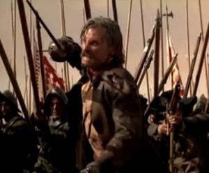 Viggo-mortensen, Capitaine Alatriste