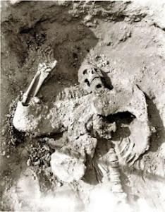 Guerrier sassanide de Doura Europos