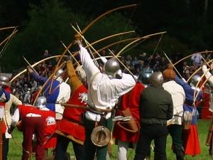 Archers médiévaux