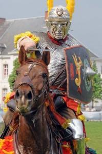 cavalier romain