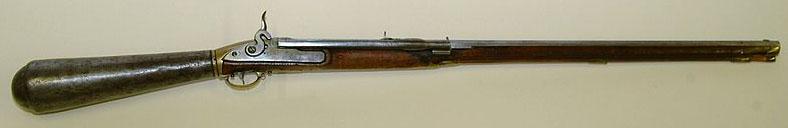 Carabine tyrolienne Gandoni, 1779