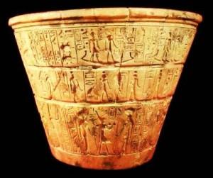 Clepsydre égyptienne