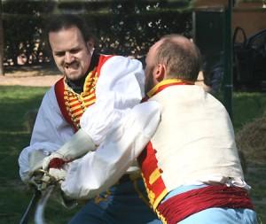 Hussards et duels