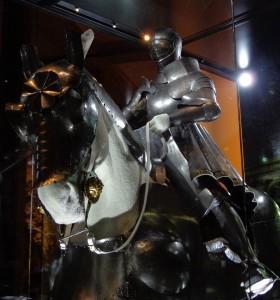 Armure de joute d'Henry VIII Tudor