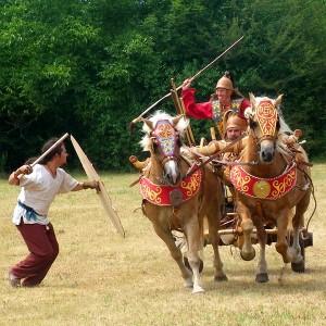 Image des journées gallo romaines 2011