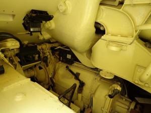 Jagdpanther poste de conduite