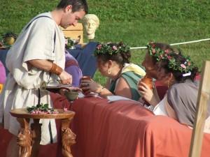 Banquet_romain