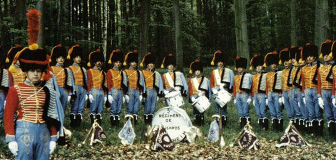 Repro dolman hussard (régiment ?) 3