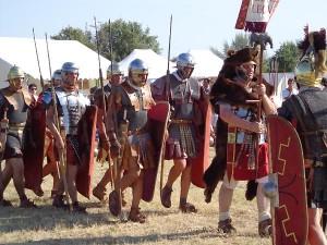 Légionnaires augustéens
