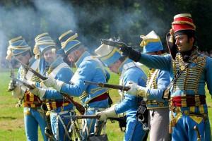 5eme hussard en action