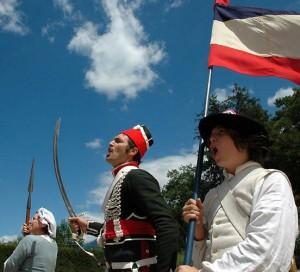 Fete révolutionnaire de Vizille 2012