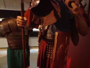 légionnaire 19ème, détail