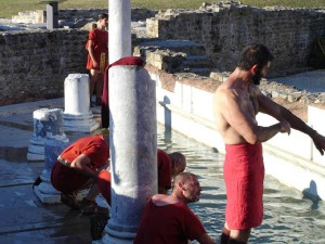 Saint Romain en Gal, journées gallo romaines
