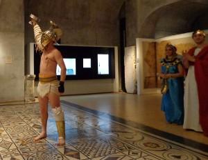 César et Cléopâtre !