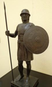 Soldat latin, époque royale
