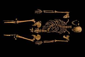 squelette de Richard III