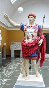 Statut d'Auguste de la primaporta