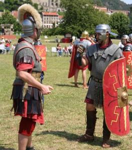Centurion avec ses ptéruges