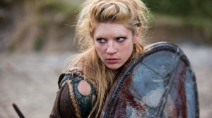 Lagertha, shieldmaid et femme de Ragnar