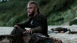 Vikings, Travis Fimmel dans le rôle de Ragnar
