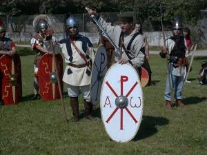 Journées gallo-romaines 2001