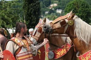 Cavalerie des Portes de l'Histoire