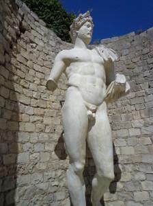 L'empereur Hadrien à Vaison la Romaine