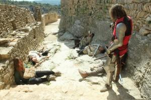 Les dangers de la visite de la forteresse de Mornas