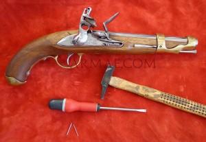 Demontage_pistolet_18eme_les_outils