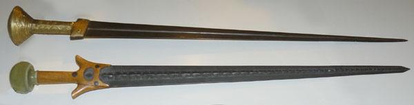 Epées mycéniennes type A