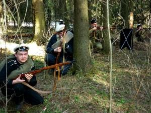 Troupes du régiment de Markov