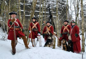 Troupes anglaises