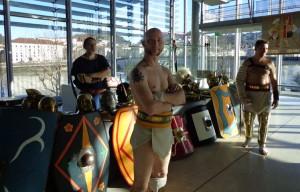 Gladiateurs de Pax Augusta
