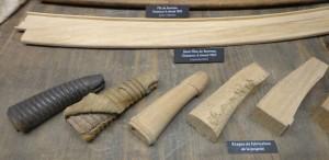 Les étapes de la fabrication de la poignée