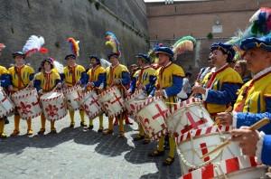 corteo storico di Firenze